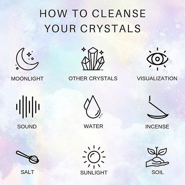 Full Moon coming soon 🌕 🌙 time to get ready to clean your crystals. Repost by  @myessentialplanet #crystals #candles