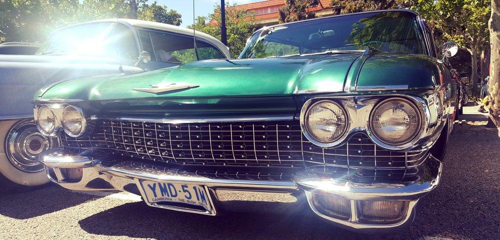 Classic Cars & Coffee - nov 18 -
