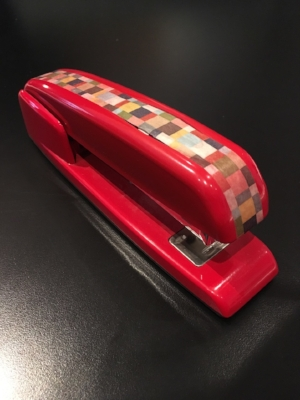 figure 4:  a greatly improved, logo-less stapler