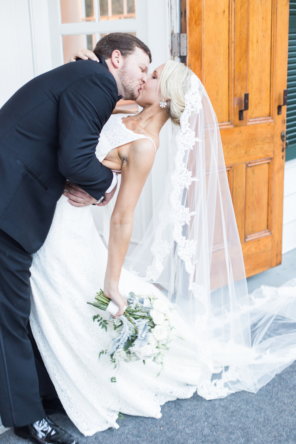 marriage kiss at Summerville CC.jpg