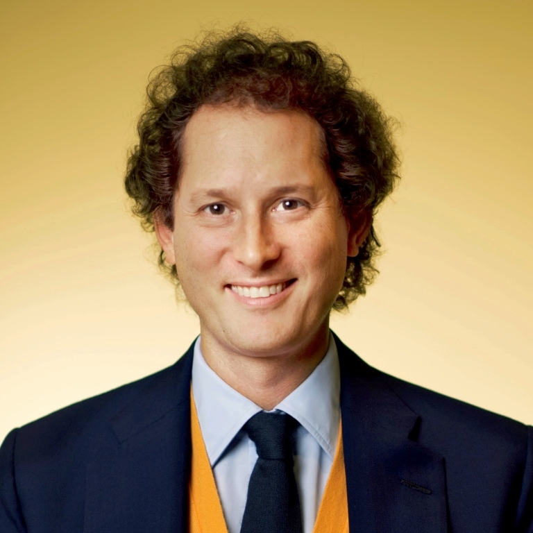 John Elkann, Chairman and CEO of EXOR, Vice Chairman of the Agnelli Foundation