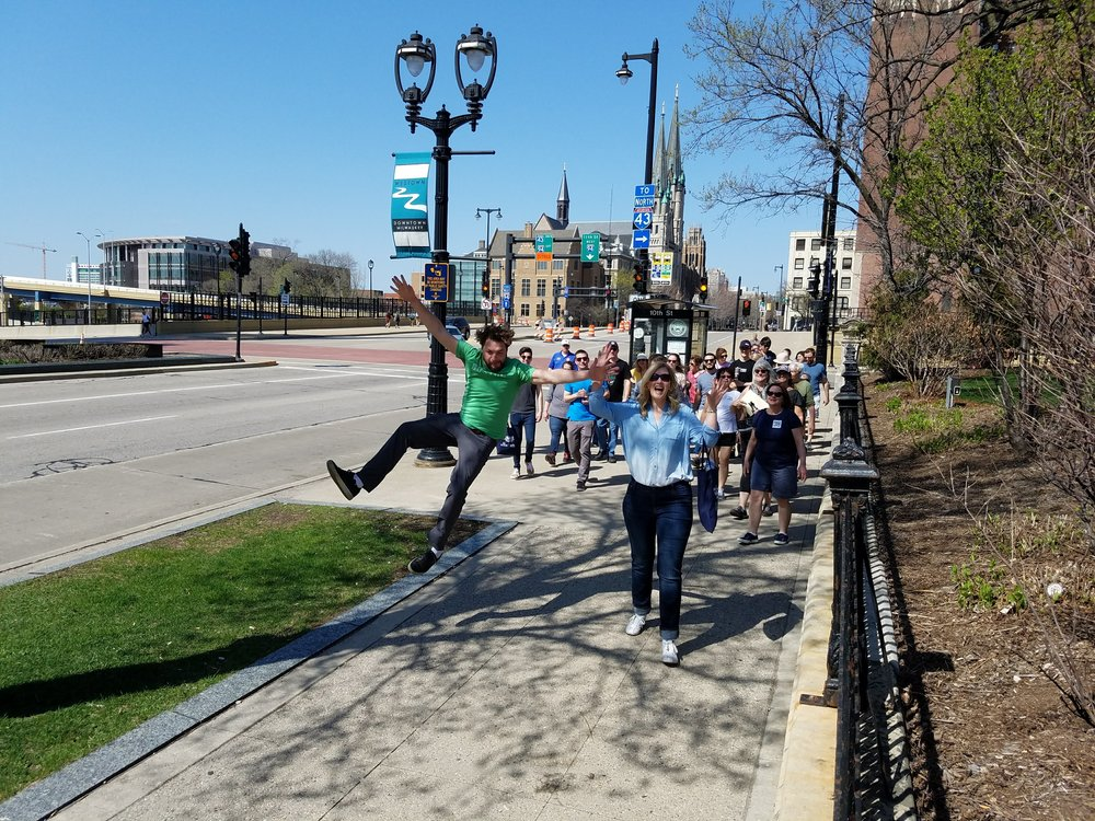 Join us this May for Jane's Walk MKE!