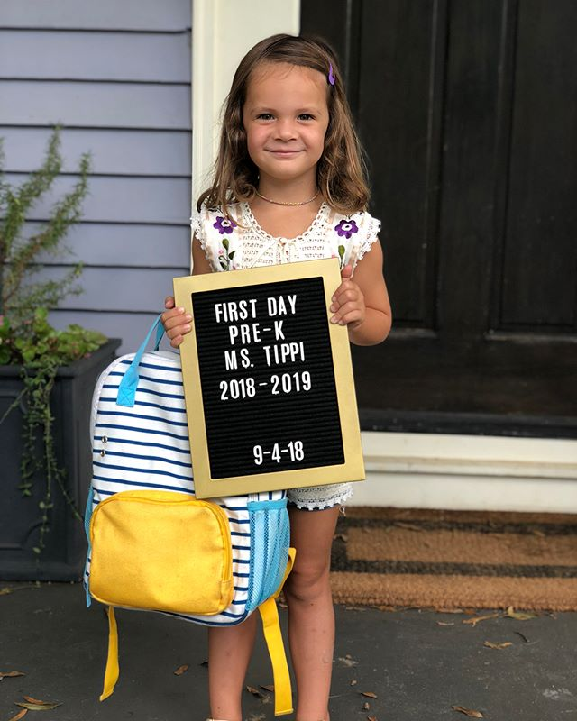 And just like that we're off to school! #timeslowdown #clairejanebradley
