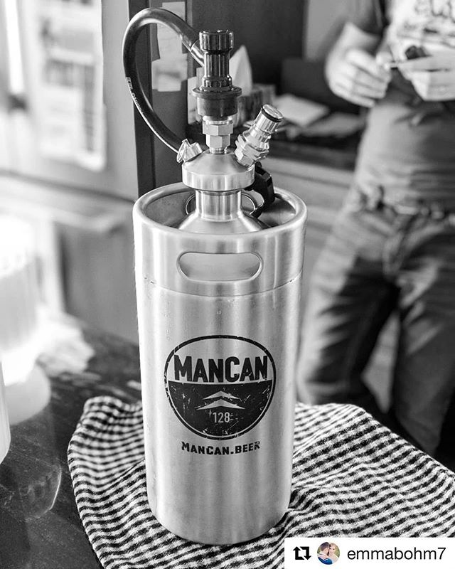 #Repost @emmabohm7 with @get_repost ・・・ So this is happening! 🍻 #mancan #homebrew #friends #guelphwifelife #streetparty #cheers ________________________________ 🍺www.ManCan.beer🍺