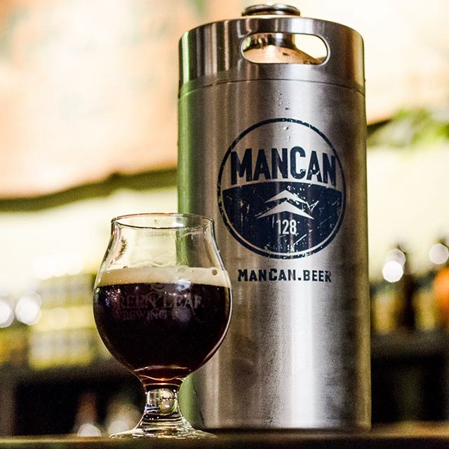 What's in your ManCan this weekend?  #longlivemancan  _______________________________ 🍺www.ManCan.beer🍺