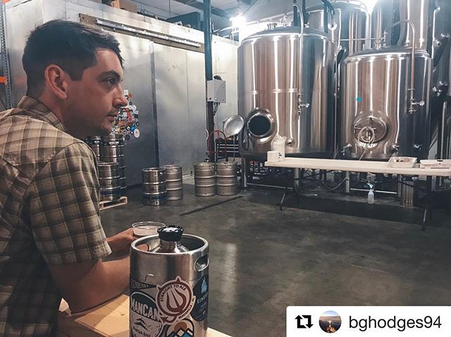 #Repost @bghodges94 with @get_repost ・・・ Congrats to @meddlesomebrewing for one year of making some damn good beer 🍻 _____________________________ #longlivemancan 🍺www.ManCan.beer🍺