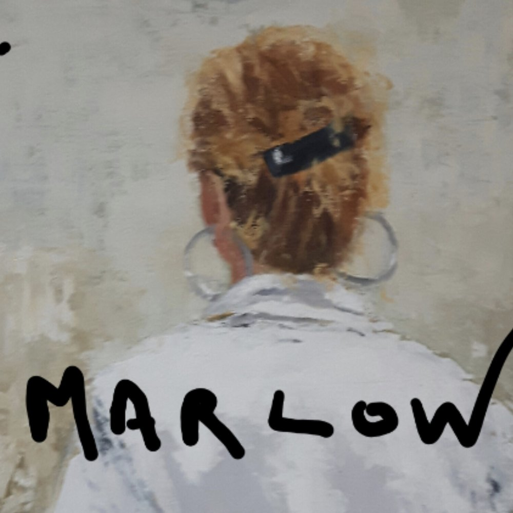 Christine Marlow - I am a visual artist working primarily in oils. I love to create the illusion of a reality that touches me, without trying to reproduce everything the eye can see. I don't want to compete with the camera in the pursuit of realism, but rather create the illusion of the presence of nature. I am always attracted to the intricate details created by nature, the beautiful disorganized patterns.I have acquired a large spectrum of experience in different mediums such as Encaustic, Oils, Egg tempera, Frescoes, life drawing, Mixed media, Acrylics and Watercolours. I have always come back to oils, I love the buttery consistency and the brilliant finishes.I represent myself at the moment however I  have been represented in Montreal by galleries:  Le Royer , Galerie Blanche, The Barn in Mont Tremblant and Rendez-vous art in Vancouver.