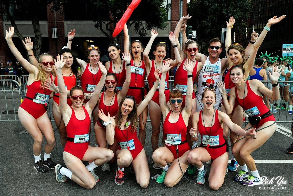 107th Bay to Breakers takes over San Francisco streets