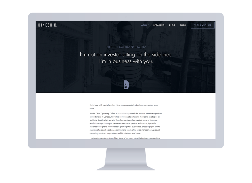 Simon's website