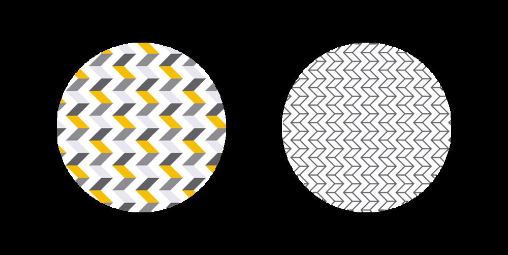 Simon's signature pattern