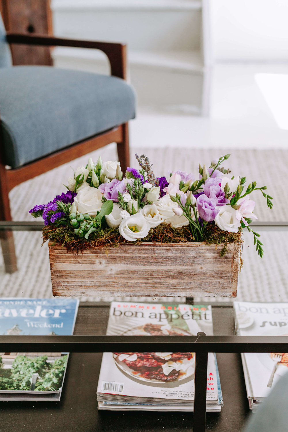 Flower Boxes -