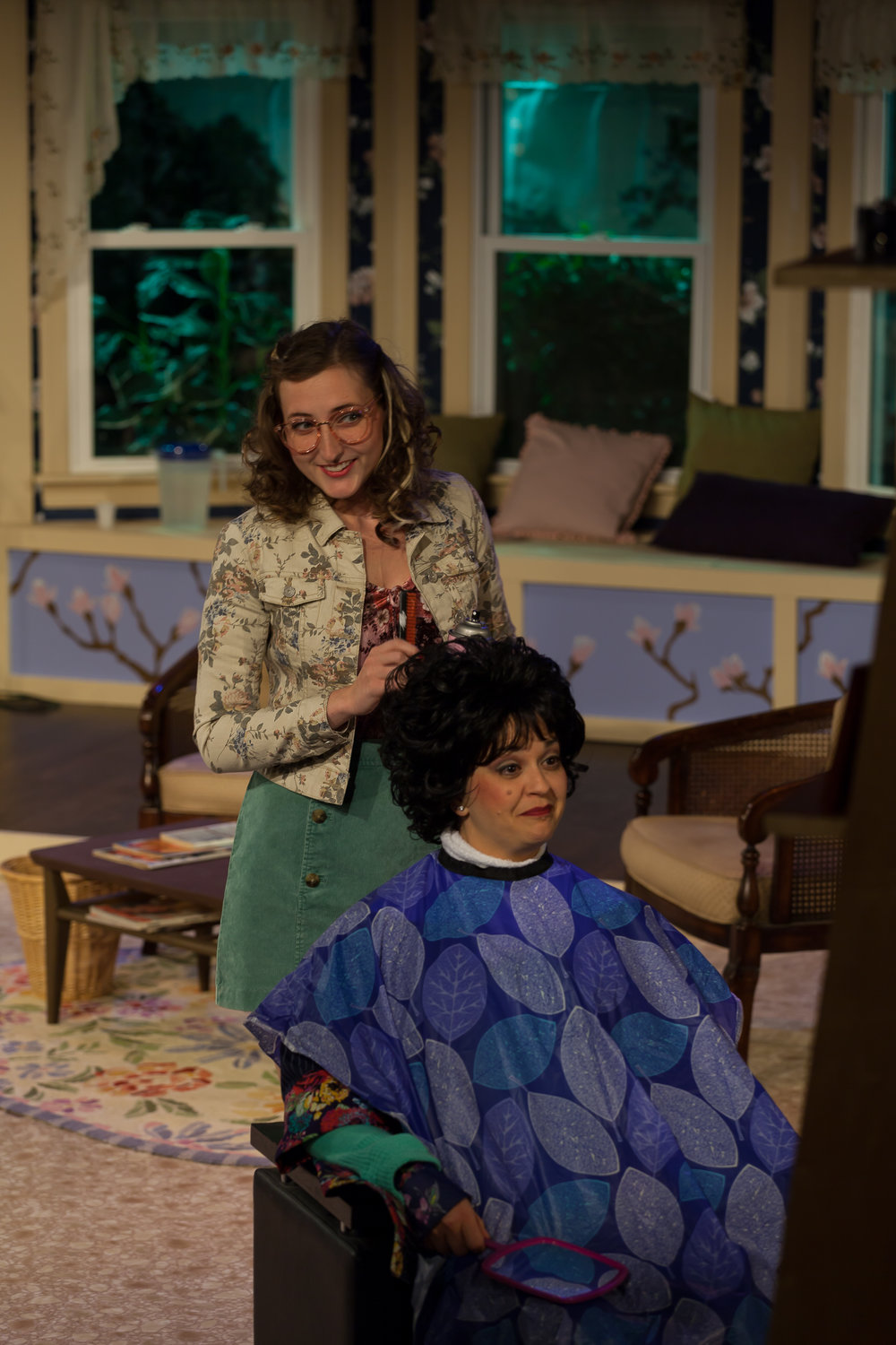 Steel Magnolias at Playhouse on Park, Photography by Curt Henderson
