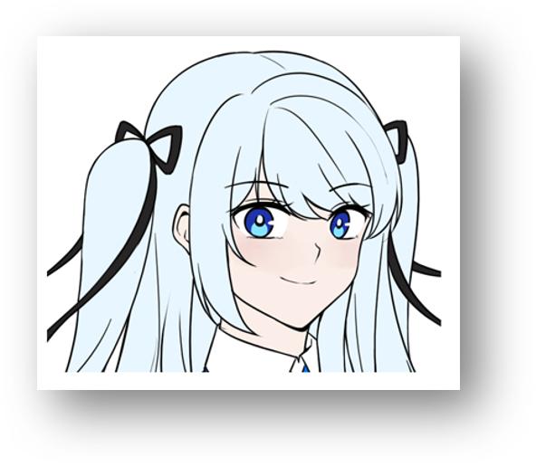 female mascot