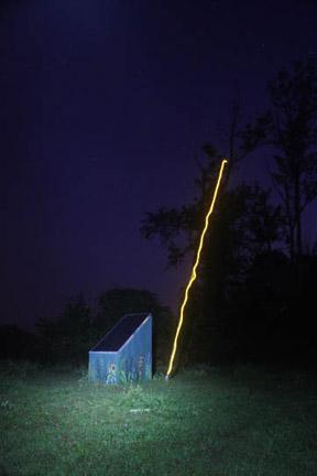 Solar Lightning
