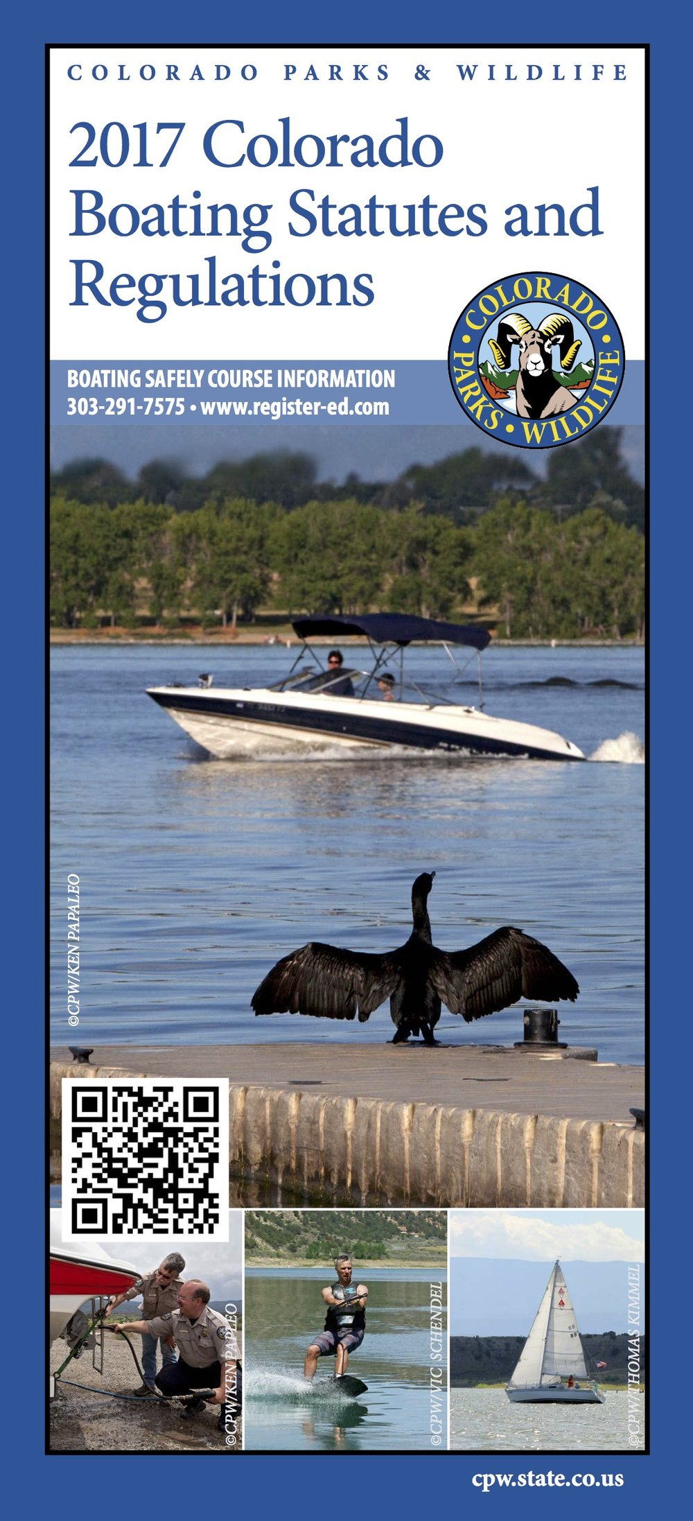 For regulations specific to Colorado, check out the  Colorado Boating Statutes and Regulations.