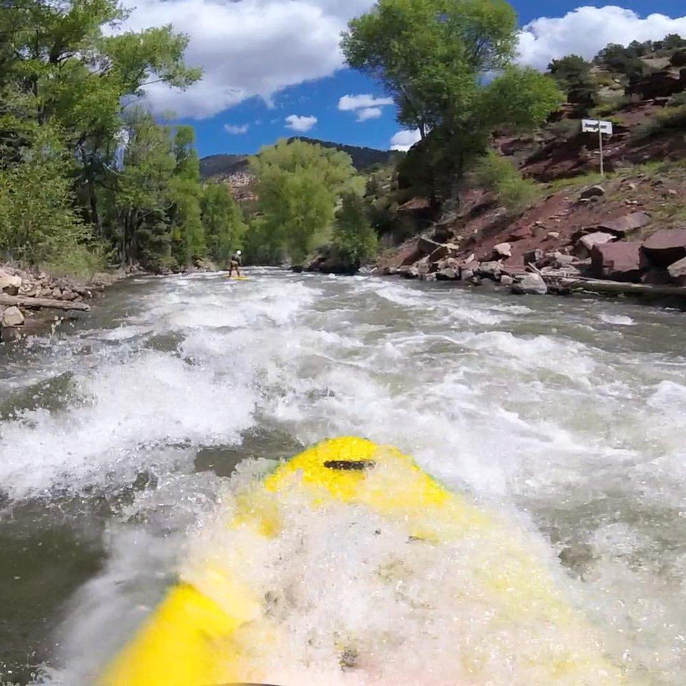 San Miguel River @ Placerville