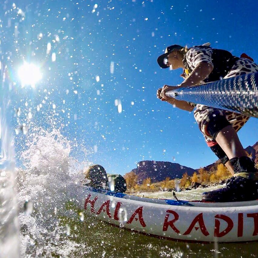 "The Radito, crushing New Rapid on ""The Daily.""  [Ph: Nola Svoboda]"