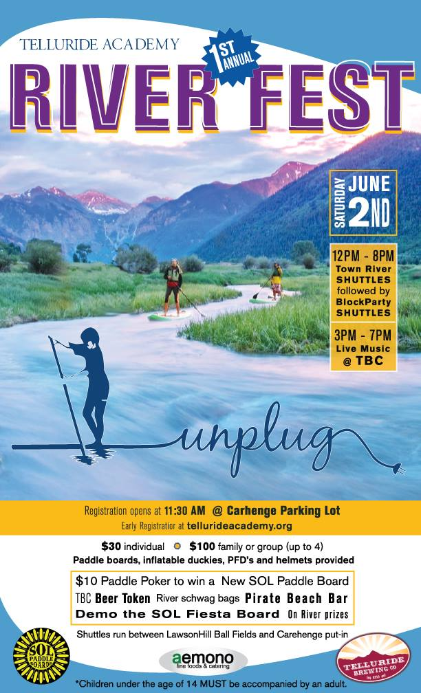 Animas River Days SUP Surf Competition