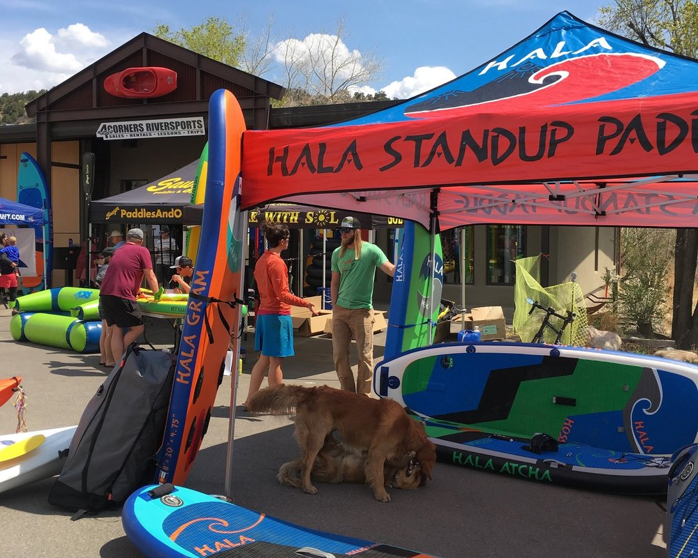 Talk with reps, learn about boards and snag deals! 2018 4 Corners River Sports Swap and Sale.
