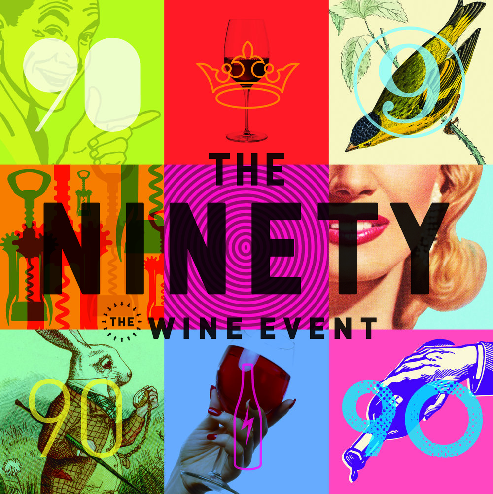 The Ninety. The wine event.