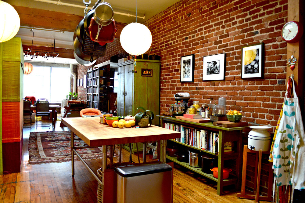 Loft design ideas