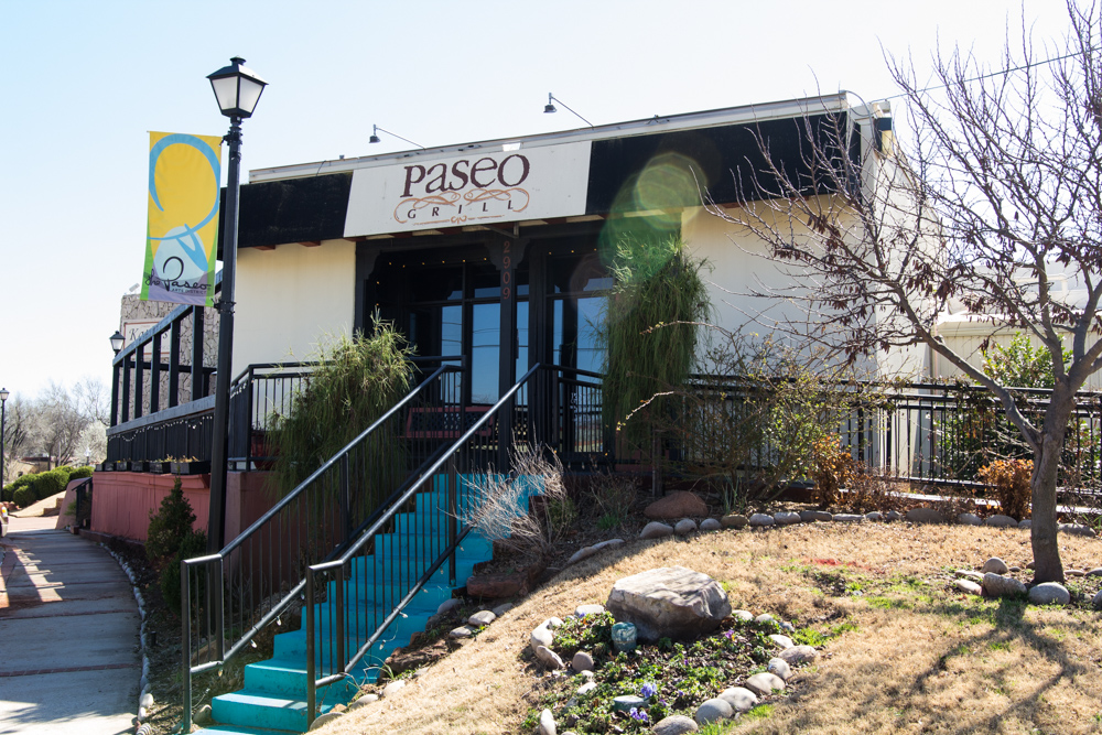 Paseo Grill -