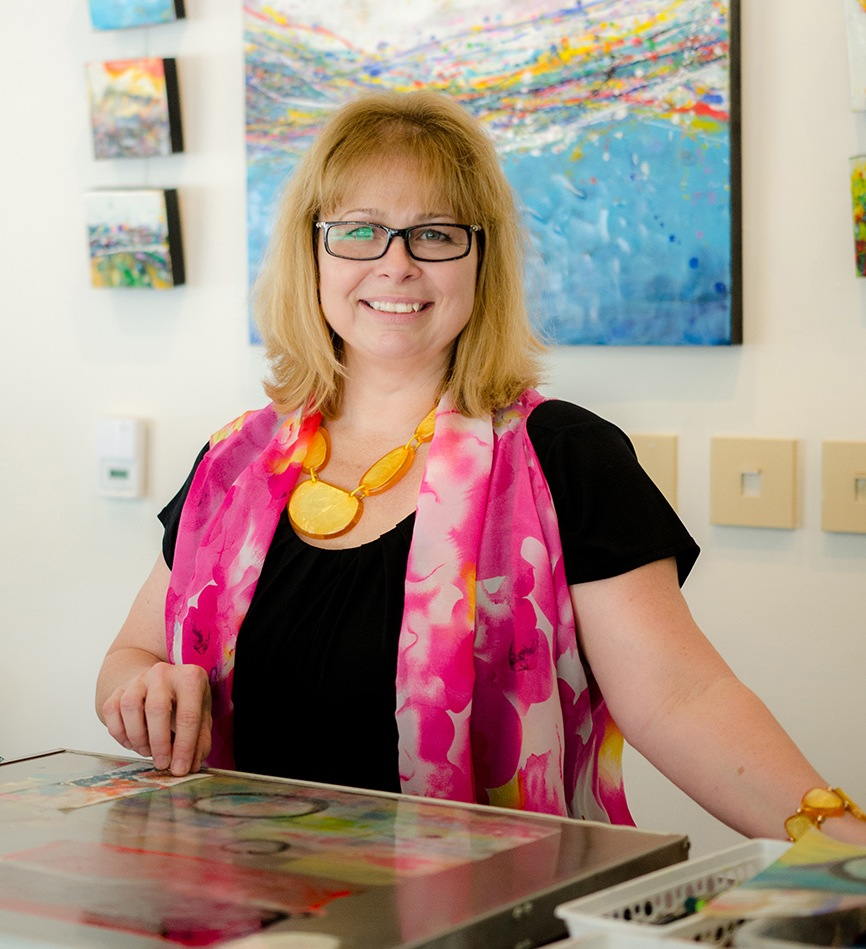Gayle Curry | SPACE Artist 2015-16