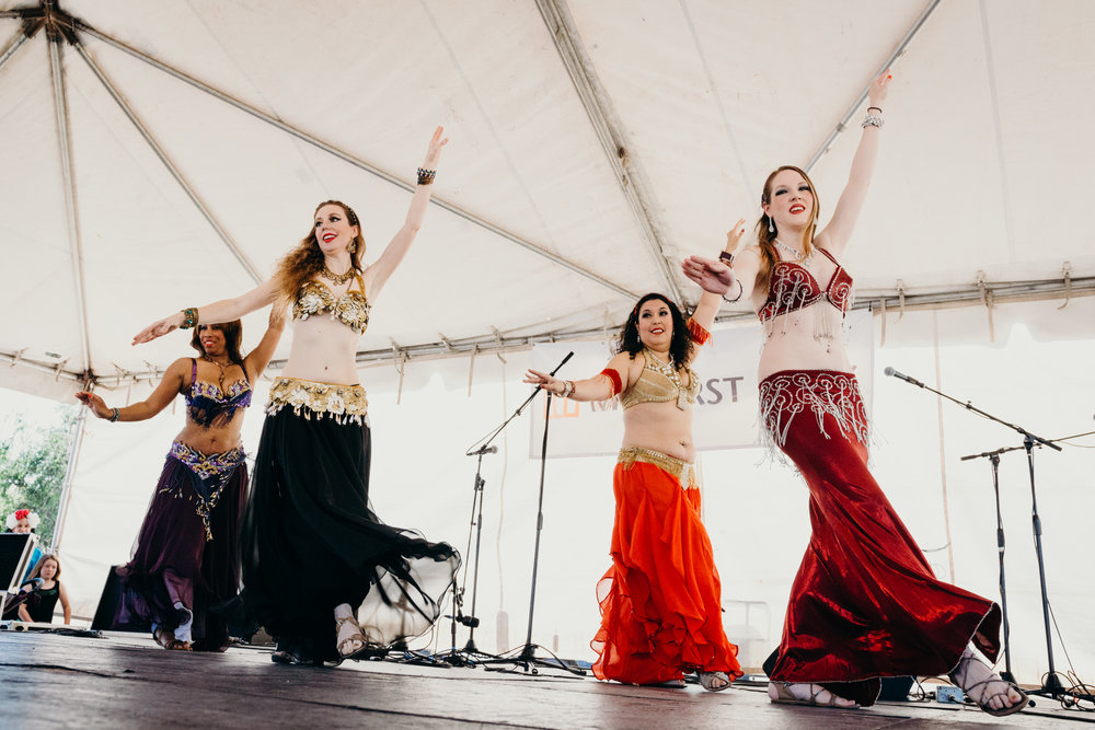 Aalim Bellydance Academy | Paseo Arts Festival 2017
