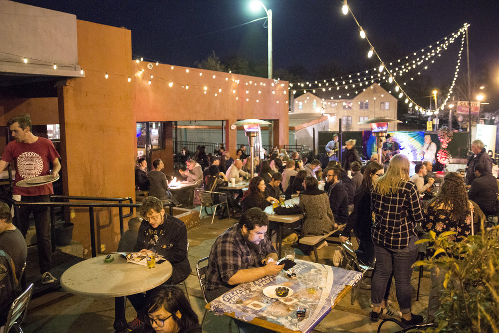 Sauced on Paseo | First Friday Gallery Walk