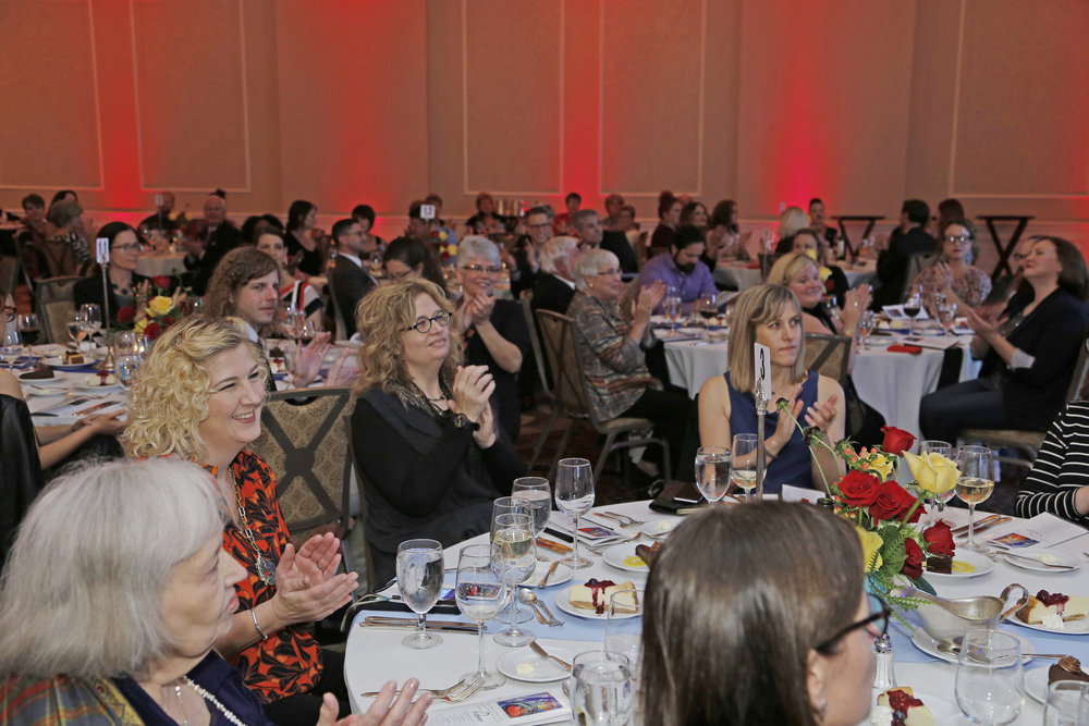 Paseo Arts Awards Dinner 2016