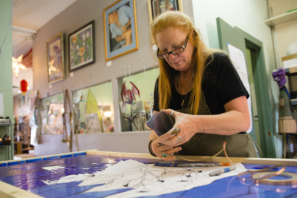 Shawn Patterson of Prairie Arts Collective Stained Glass Artist.jpg