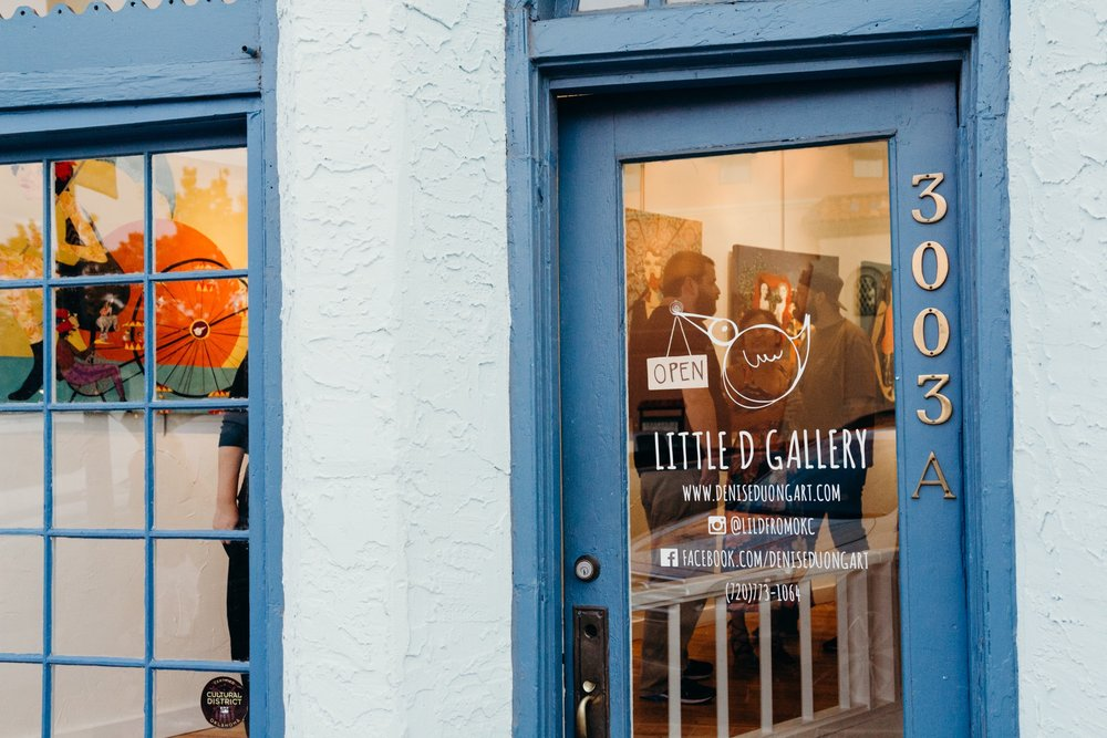 LITTLE D GALLERY -