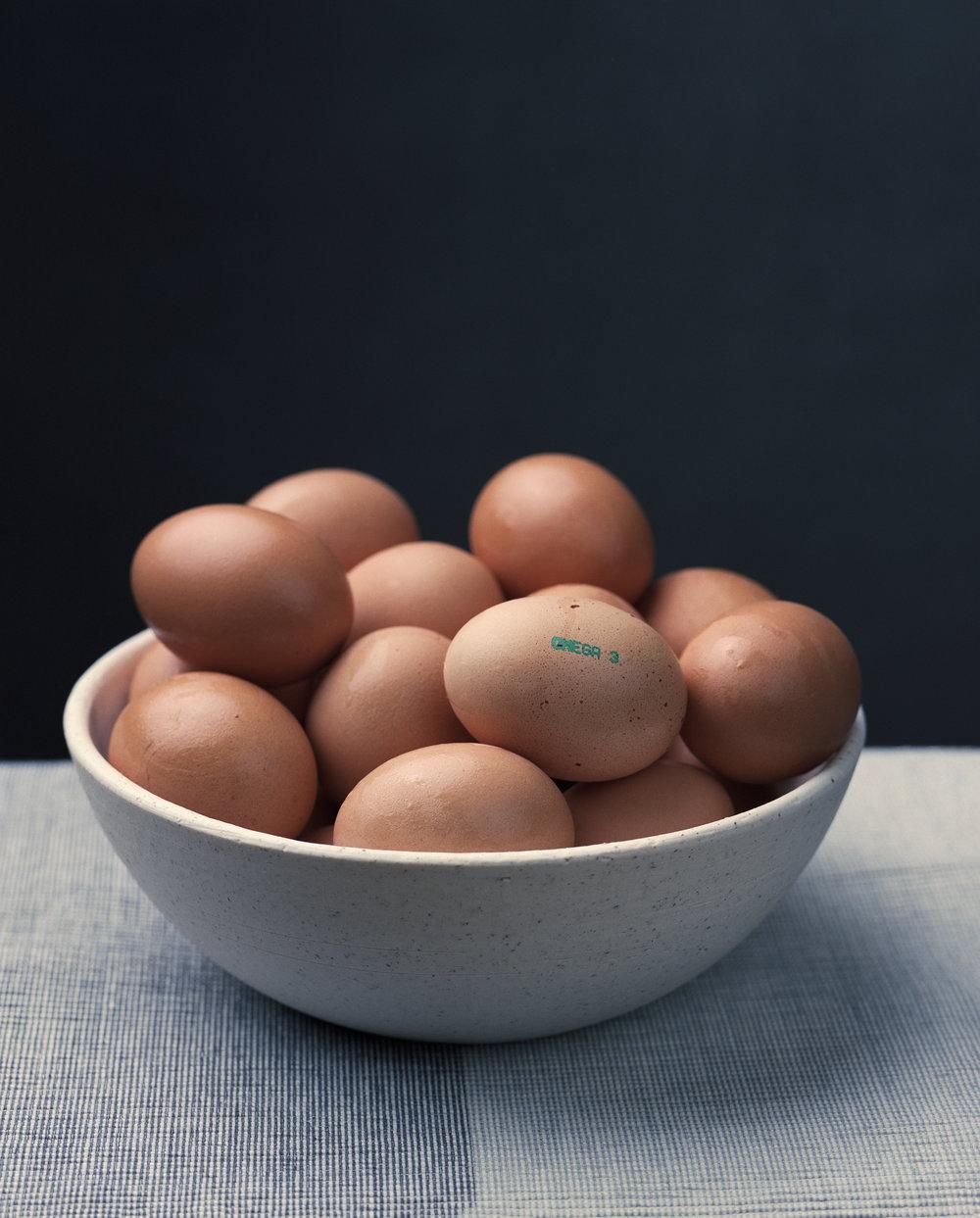 Free Range Omega 3 Eggs