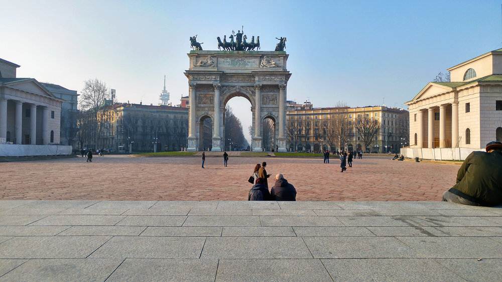Travel - Milan, Timeless Beauty and History