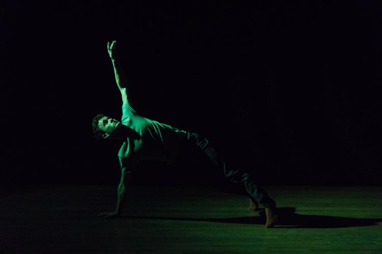 Dancer & Choreographer:    Tovi Wayne    Photo by Allison Armfield Photography