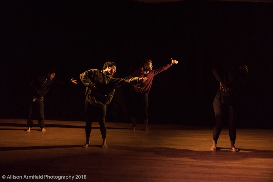 Ma'at Dance Works Collective      Director:    Ama Gora    Photo by Allison Armfield Photography