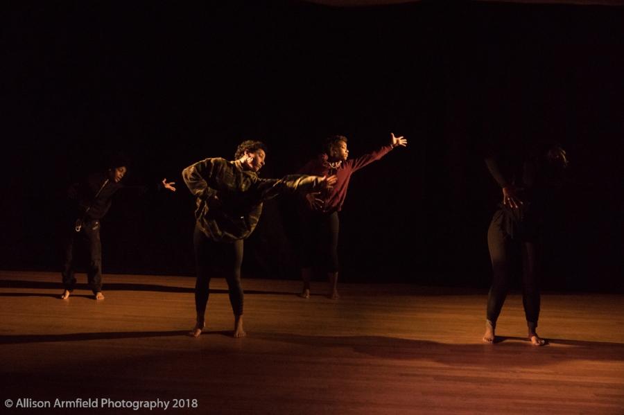 Ma'at Dance Works Collective       Director:  Ama Gora