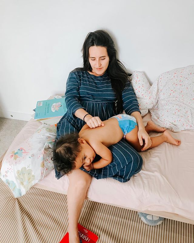 Today we've spent the day taking care of sick babies ☹️ reading books, watching movies and squeezing in work.  Motherhood is an endless work, of giving and giving, and yet in moments like this, when my kids want nothing else but mama to comfort them, it shows me that it's so worth it. That to them, what I do is important, is needed and so appreciated, even when most days it doesn't feel like it.  Your constant work and love, it matters 💛