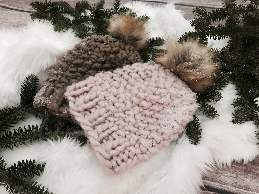Cozy Chunky Knit Hat - Available at Eclipse