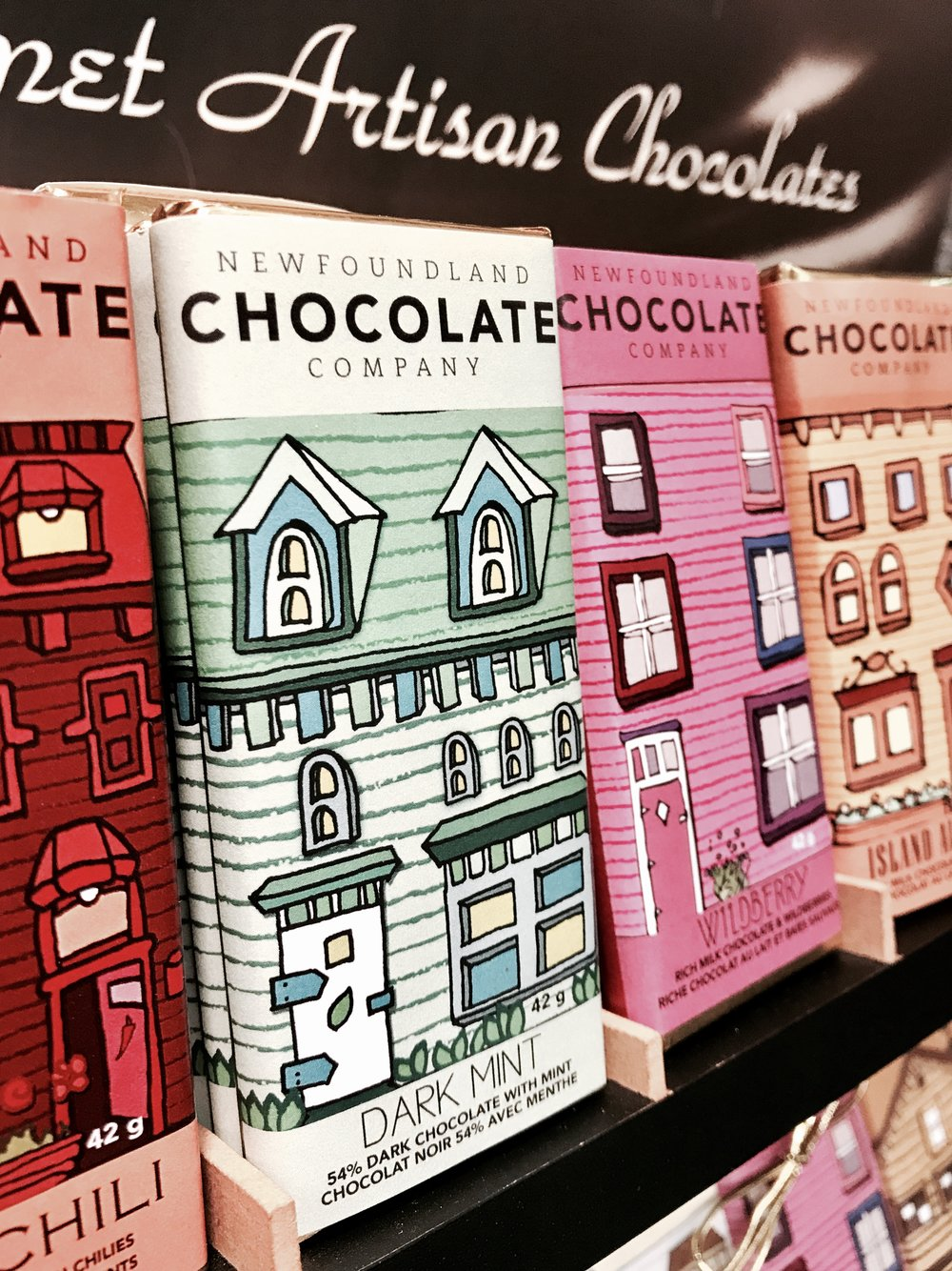 Newfoundland Chocolate Company - Available at all locations and online