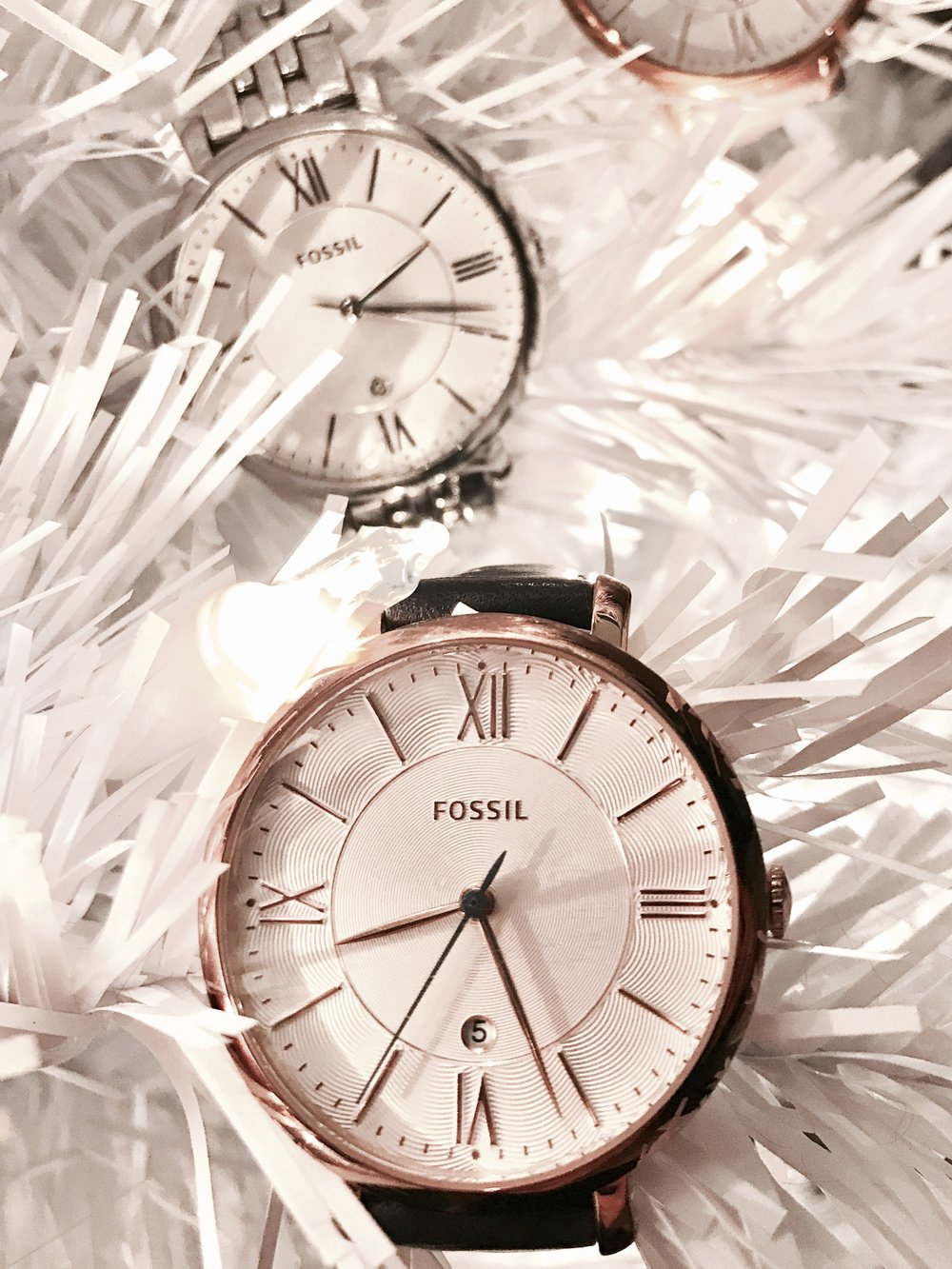 Cute Fossil Watches - Available at local jewellery stores or fossil.com