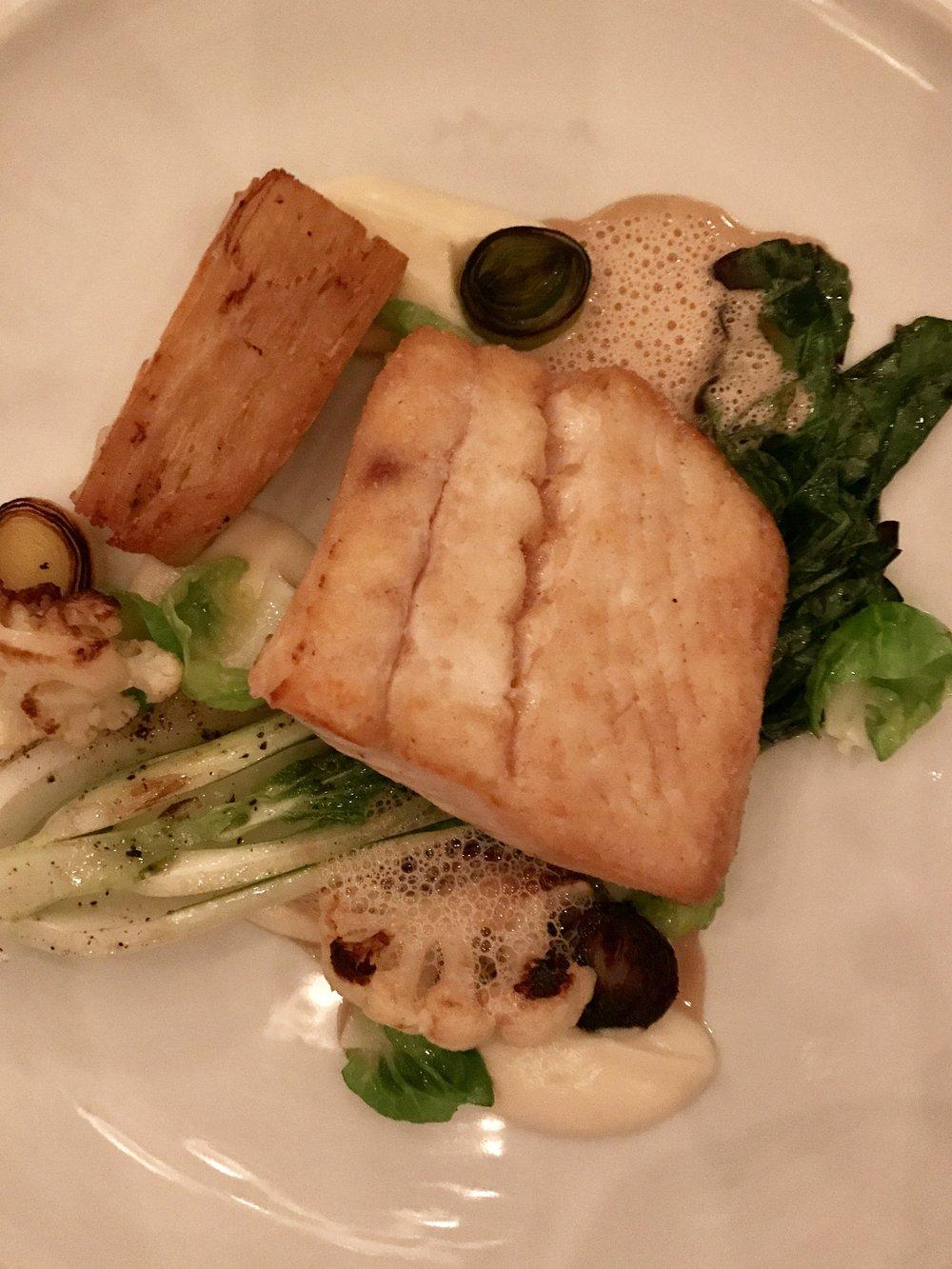 cod main dish st. john's newfoundland raymonds restaurant menu