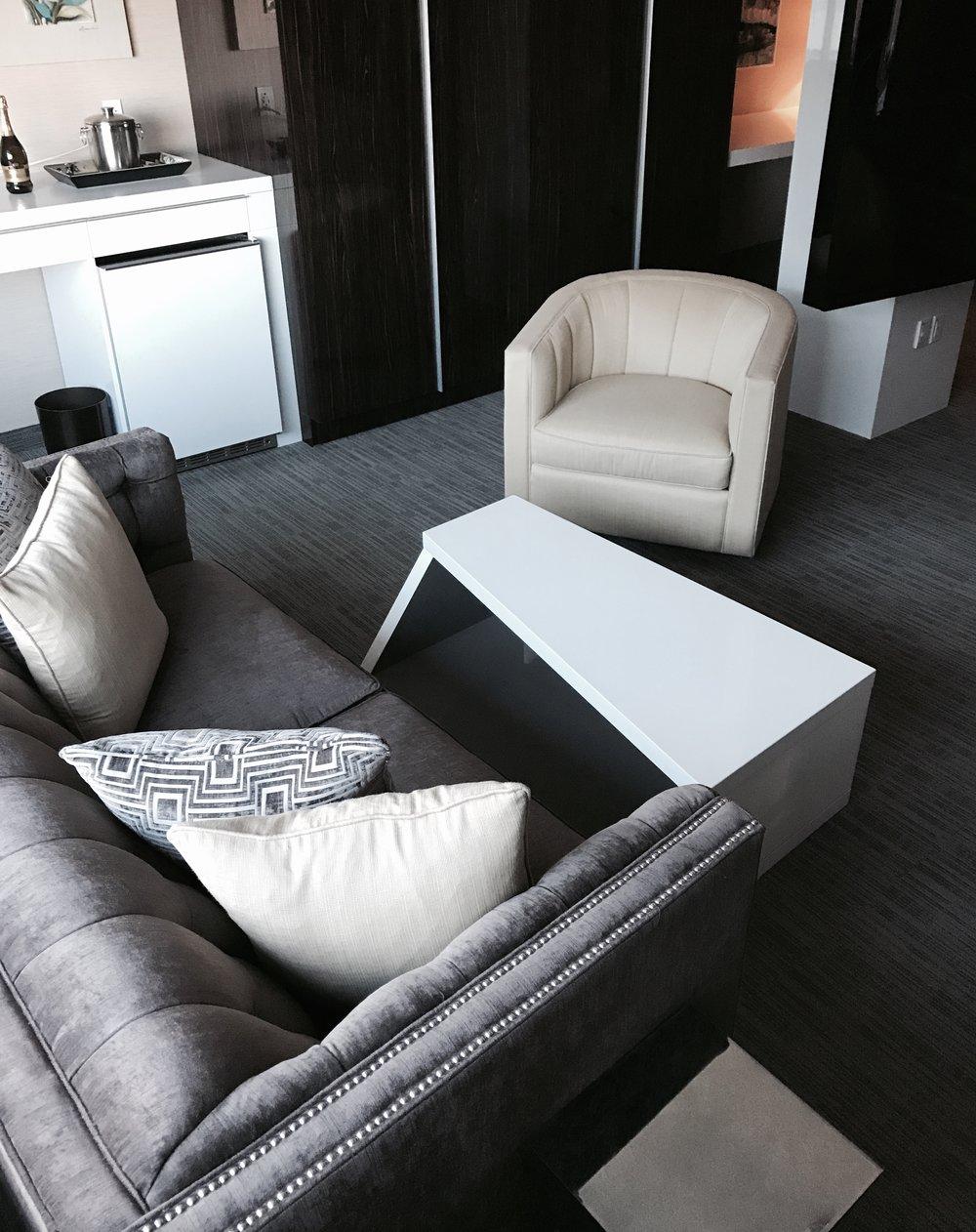 the luxes boutique hotel suite