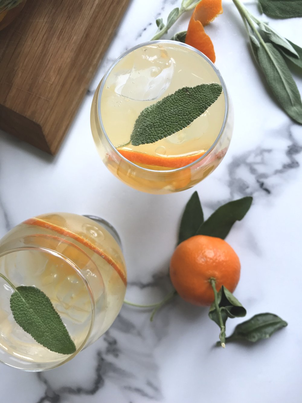 _______________infused vodkasoda watertangerinesage________________   -
