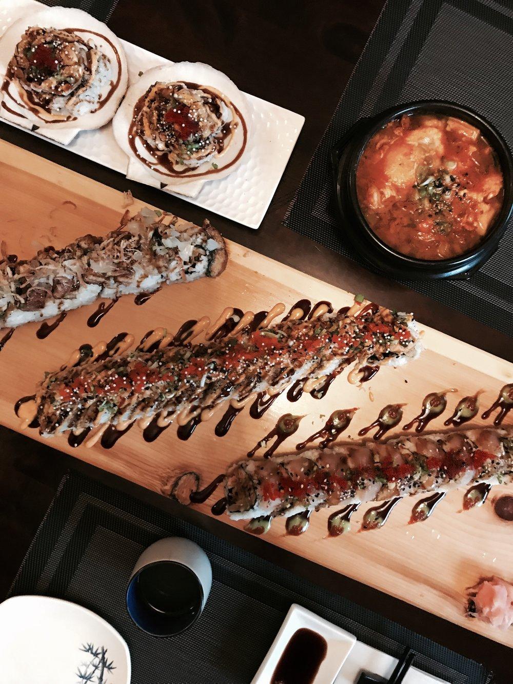 sushi st.john's