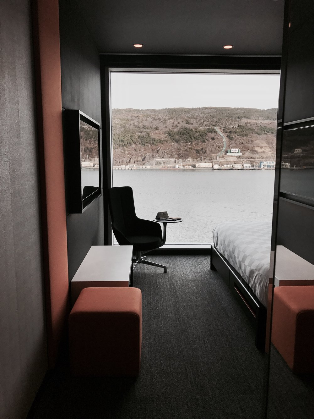 alt hotel st. john's newfoundland where to stay affordable eco friendly view
