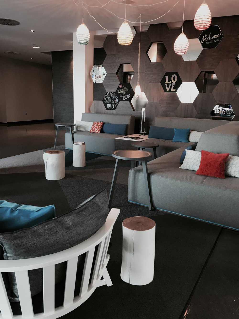 alt hotel st. john's newfoundland where to stay downtown eco friendly modern new