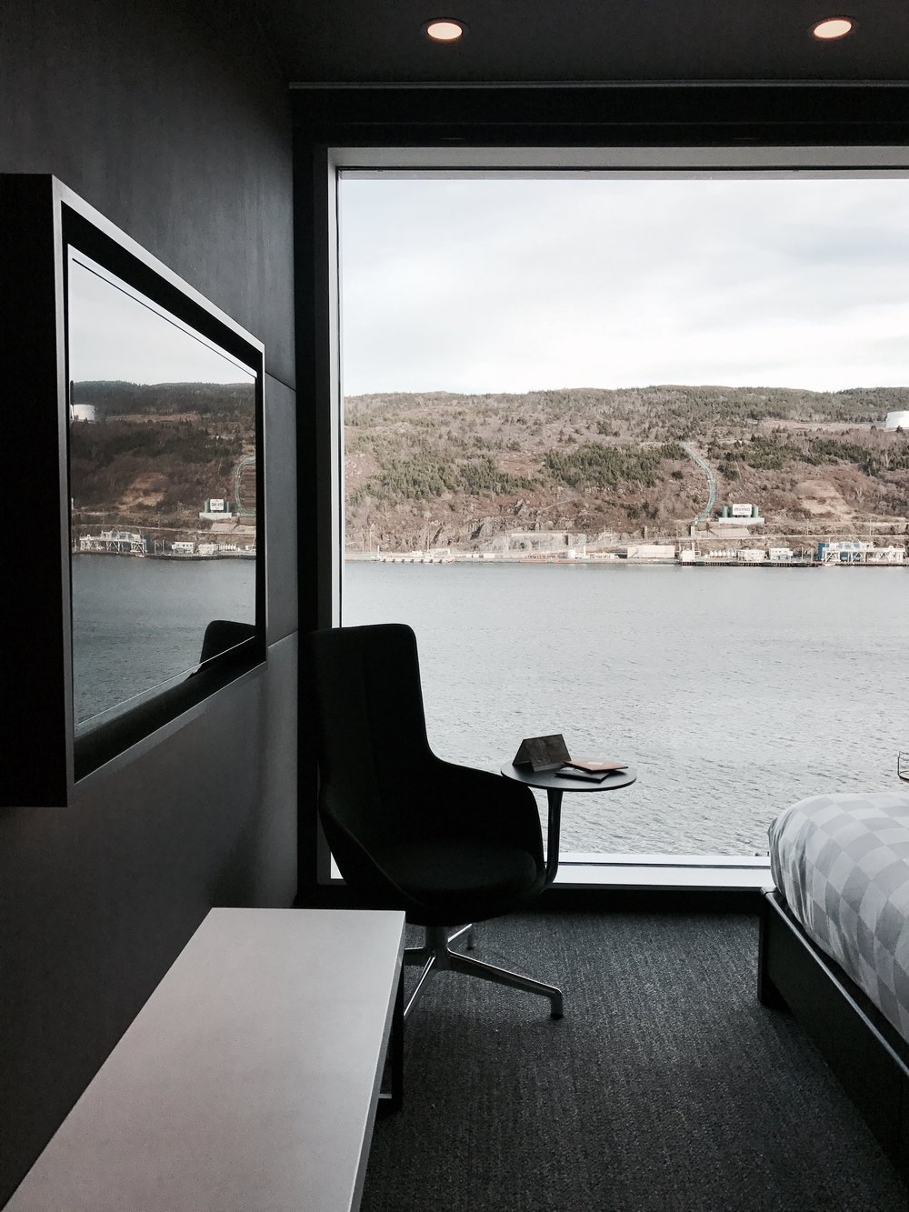 alt hotel st. john's new view where to stay blogger newfoundland