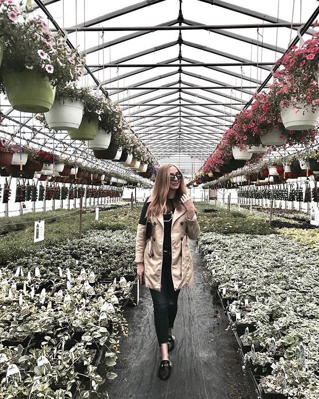Is that spring in the air?! 🌸🌞 • • • • • #yourally #weekendvibes #readyfortheweekend #summer #flowers #spring #🌸 #gardening #fashion #outfits #newfoundland #newfoundlandandlabrador