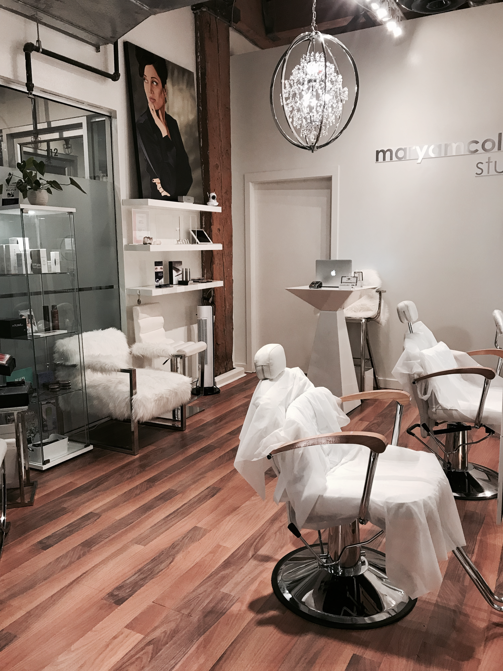 maryam collahi studio brow tint threading microblading downtown vancouver yaletown british colombia beauty blogger review